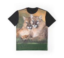 Cougar - Spirit Warrior Graphic T-Shirt