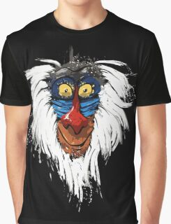 Rafiki-The Lion King Graphic T-Shirt
