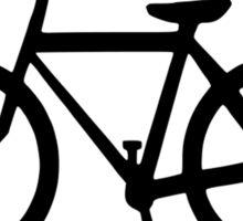 Bike No Tickets Sticker