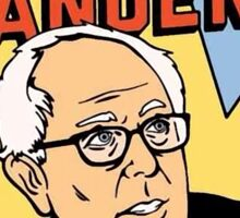 Bernie Comic Sticker