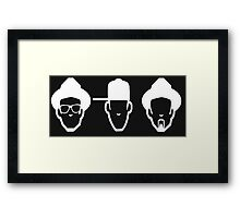 RUN DMC Framed Print