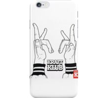 Kraftklub iPhone Case/Skin