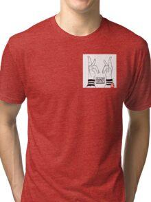 Kraftklub Tri-blend T-Shirt