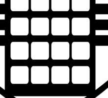 Accountantgirl Sticker