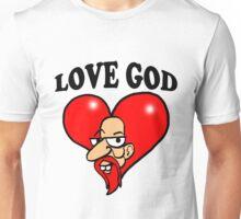 God of Love Unisex T-Shirt