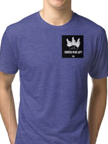 Kraftklub Schüsse in die Luft Tri-blend T-Shirt
