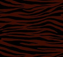 0392 Black Bean Tiger by DayColors