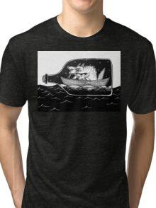 sailor dog Tri-blend T-Shirt