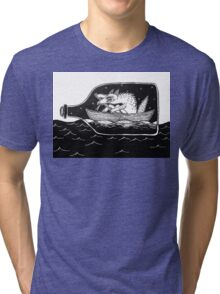 sailor dog Tri-blend T-Shirt