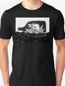 sailor dog Unisex T-Shirt