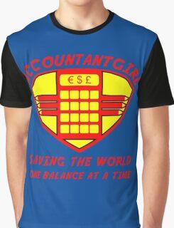 Accountantgirl Graphic T-Shirt