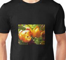 Yellow tulip Unisex T-Shirt