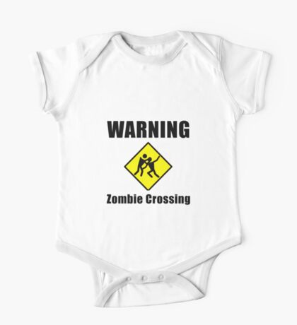 Zombie Crossing One Piece - Short Sleeve