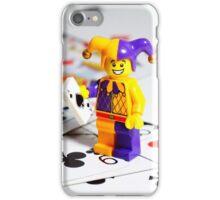 Lego Jester iPhone Case/Skin