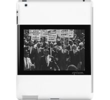 Washington Graphic iPad Case/Skin