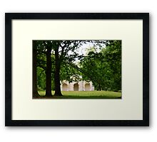 Foly in the Park Framed Print