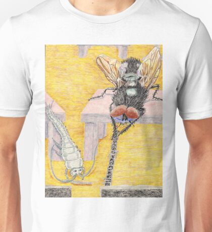 Wilhelm And Francois, In Color Unisex T-Shirt