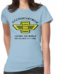 Accountantman Womens Fitted T-Shirt