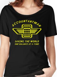 Accountantman Women's Relaxed Fit T-Shirt