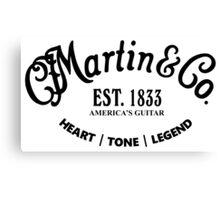 Martin & Co Canvas Print