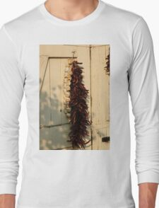 Dried Garlic and Chillies Long Sleeve T-Shirt