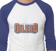 Oilers Men's Baseball ¾ T-Shirt