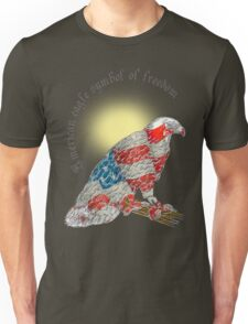 America eagle symbol of freedom Unisex T-Shirt