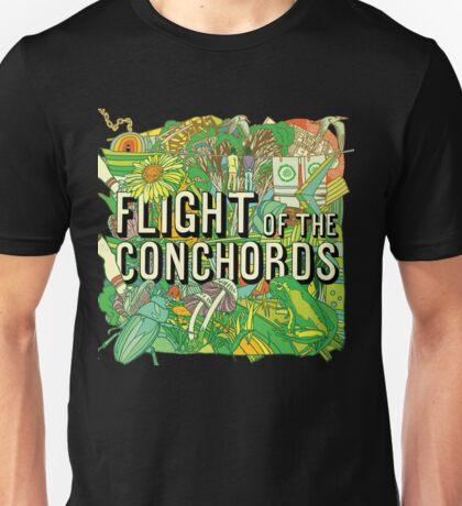 Flight of the Concords New zelands Bret Jemaine Unisex T-Shirt