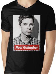 Noel OASIS Mens V-Neck T-Shirt