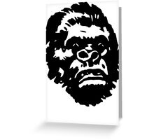 APES ICON Greeting Card