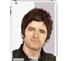 Noel Gallagher iPad Case/Skin