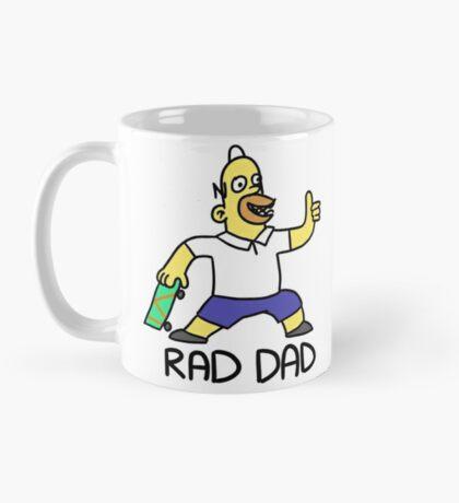 """Rad Dad"" for Rad Dads Mug"