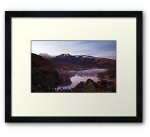 Lake of Fiastra (MC), Italy Framed Print