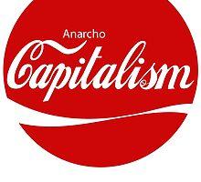 Anarcho Capitalism Design 2 by djdna