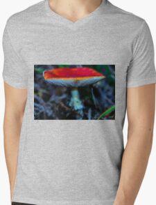 Beautiful Fungi Mens V-Neck T-Shirt