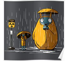 My Neighbor Totoro - Antinuclear Poster