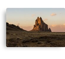 Shiprock 2 - North West New Mexico Canvas Print