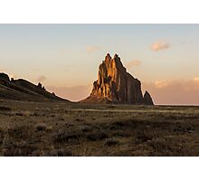 Shiprock 2 - North West New Mexico Photographic Print