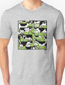 RooMoo! Unisex T-Shirt