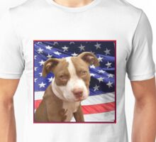 American pitbull Terrier puppy Unisex T-Shirt