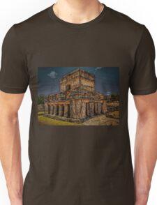 Tulum Temple Unisex T-Shirt