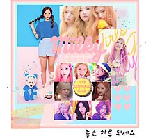 Girl Groups Photographic Print