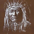 Algonquin Chief by Paul-M-W