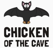 Bat Chicken Of The Cave One Piece - Short Sleeve
