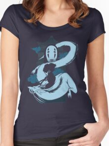 Spirit Girl Women's Fitted Scoop T-Shirt