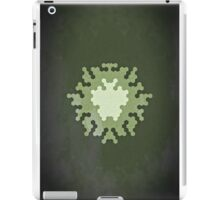 Forest Rorschach iPad Case/Skin