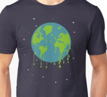 global warming tshirt Unisex T-Shirt