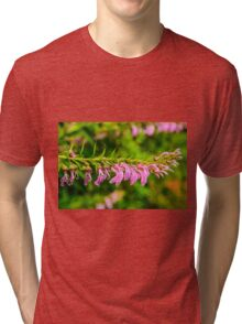 Flowers in the rain Tri-blend T-Shirt