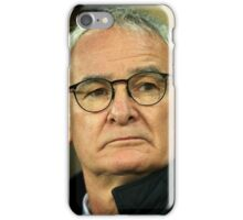 Claudio Ranieri iPhone Case/Skin