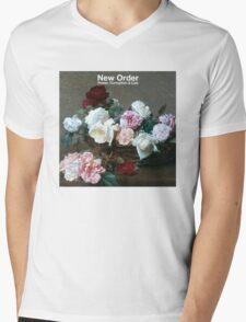 new order tee Mens V-Neck T-Shirt